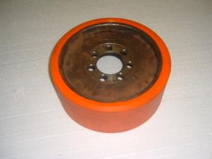 Ролики гуммированные полиуретаном