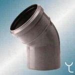 Отвод полипропилен 110x45
