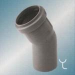 Отвод полипропилен 50x30