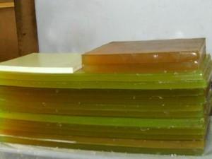 Лист полиуретановый, техпластина полиуретана