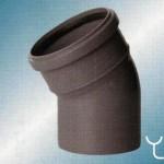Отвод полипропилен  110x30