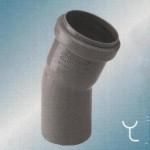 Отвод полипропилен 50x22